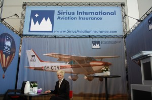 Sirius Aviation Insurance Crosswire AERO 2011
