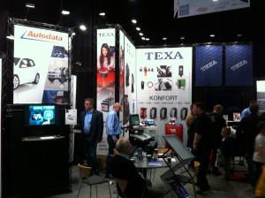 Elektro Partner's stand på FTZ Messe 2014