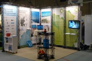 Crosswire stand Esbjerg Erhvervsudvikling